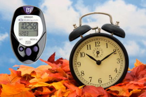 change clocks in fall