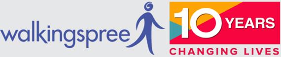 Walkingspree Logo