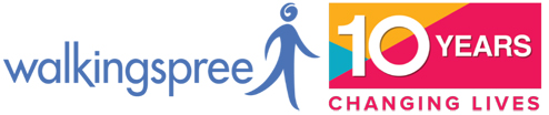 Walkingspree Logo
